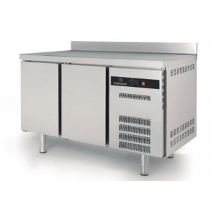 Table Réfrigérée Positive S-Line - 255 L - 2 Portes - P 700 CORECO - 1