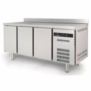 Table Réfrigérée Positive S-Line - 399 L - 3 Portes - P 700 CORECO - 1