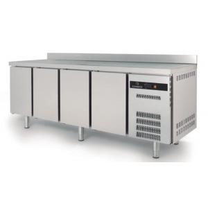 Table Réfrigérée Positive S-Line - 543 L - 4 Portes - P 700 CORECO - 1