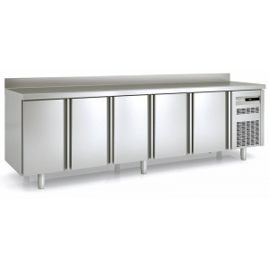 Table Réfrigérée Positive - 686 L - 5 Portes - P 700 CORECO - 1