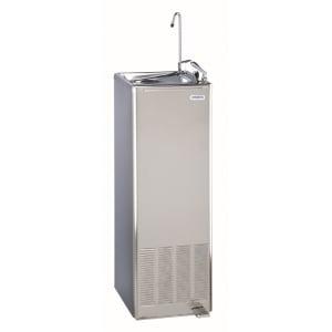 Fontaine à Eau en Réseau - Eau Froide - Banc de Glace - 30 L/H - 2 Sorties d'Eau COSMETAL - 1