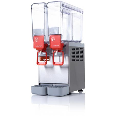 Distributeur de Boissons Réfrigérées Compact - 2 x 8 Litres Ugolini - 1