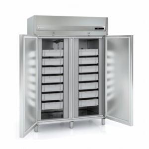 Armoire Réfrigérée Positive à Casiers - 1404 L CORECO - 1