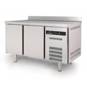 Table Réfrigérée Positive S-Line - 245 L - 2 Portes - P 600 CORECO - 1