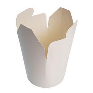Pasta Box 80 cl - Ecoresponsable - Lot de 50 FourniResto - 1