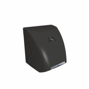 Sèche-Mains Automatique Noir Zephyr JVD - 1