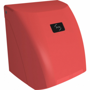 Sèche-Mains Automatique Rouge Zephyr JVD - 1