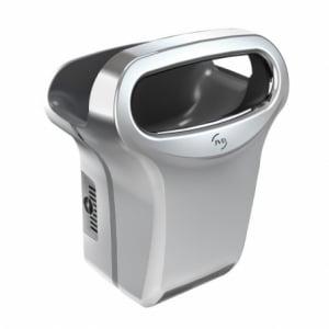 Sèche-Mains Aluminium Poli Exp'air + JVD - 1