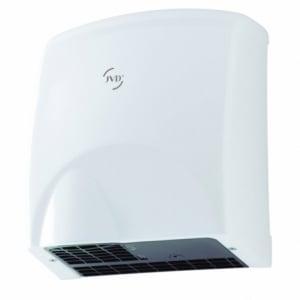 Sèche-Mains Automatique en ABS Blanc Tornade JVD - 1