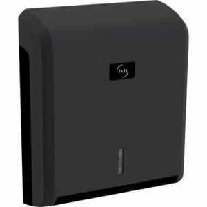 Distributeur d'Essuie-Mains Noir Cleanline JVD - 1