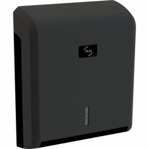 Distributeur d'Essuie-Mains Noir Cleanline JVD - 2