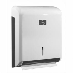 Distributeur de Papier Blanc Cleanline JVD - 1