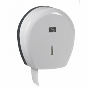 Distributeur pour Papier Toilette Jumbo Blanc 400 Yaliss JVD - 1