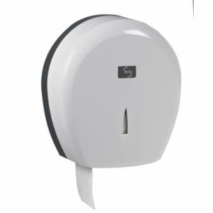 Distributeur pour Papier Toilette Jumbo Blanc 400 Yaliss JVD - 2