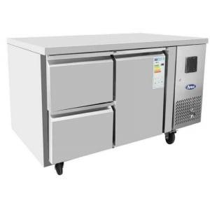 Table Réfrigérée Positive avec Tiroirs - GN 1/1 FourniResto - 1