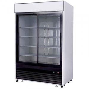 Armoire Réfrigérée Vitrée Positive - 1270 L FourniResto - 1