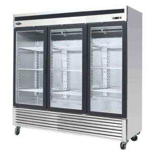 Armoire Réfrigérée Vitrée Positive - 2050 L FourniResto - 1