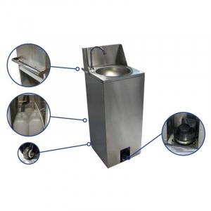 Lave-Mains Autonome Roulant - 15 L FourniResto - 2