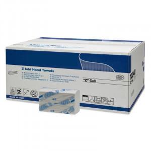 Essuie-Mains Papier Jetable Enchevêtré Z - 3750 feuilles FourniResto - 1