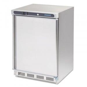 Armoire Réfrigérée Positive de Comptoir Inox - 150 L Polar - 1