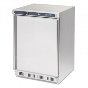 Armoire Réfrigérée Négative de Comptoir Inox -140 L Polar - 1