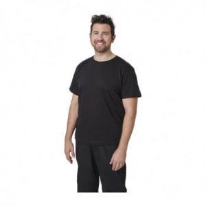 Tshirt Mixte Noir - Taille M FourniResto - 1