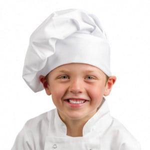 Toque De Chef Blanche Enfant - Taille Unique Whites Chefs Clothing - 1