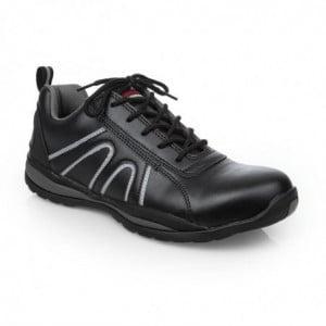 Baskets De Sécurité Noire - Taille 40 Slipbuster Footwear - 1