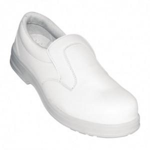Mocassins De Sécurité Blancs - Taille 39 Lites Safety Footwear - 1