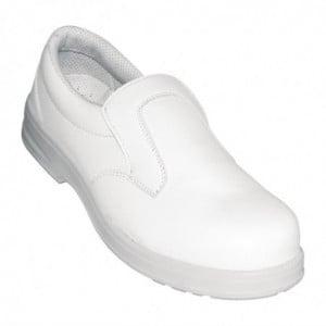 Mocassins De Sécurité Blancs - Taille 40 Lites Safety Footwear - 1