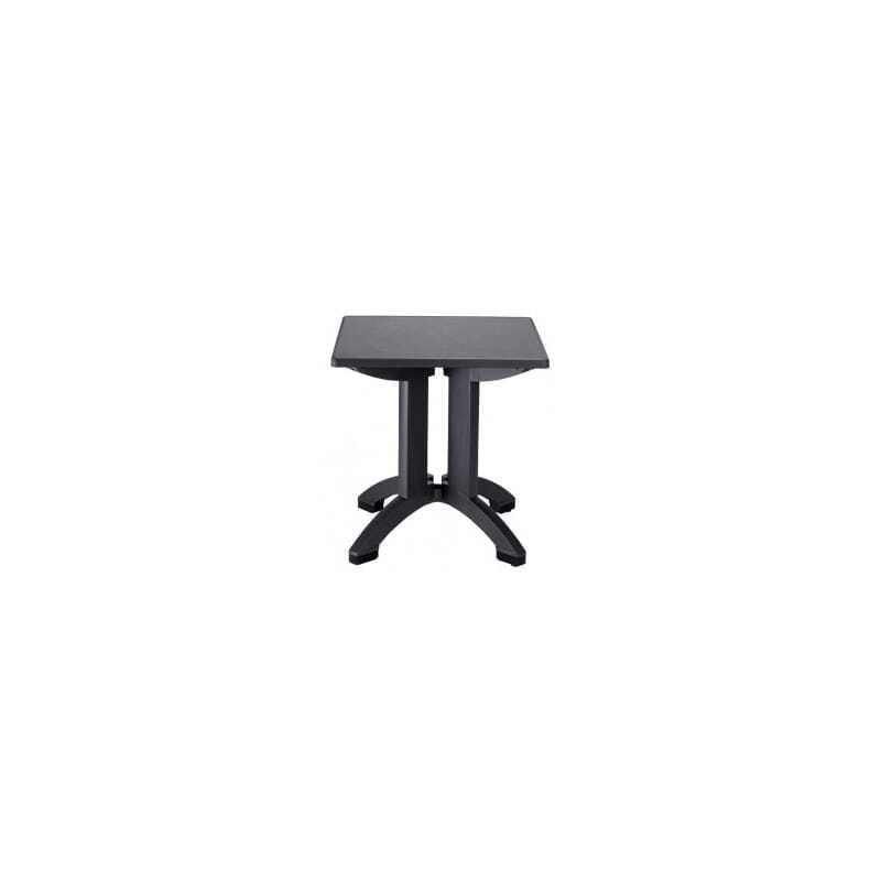 Table rabattable professionnelle pour bar et restaurant - Table bar rabattable ...