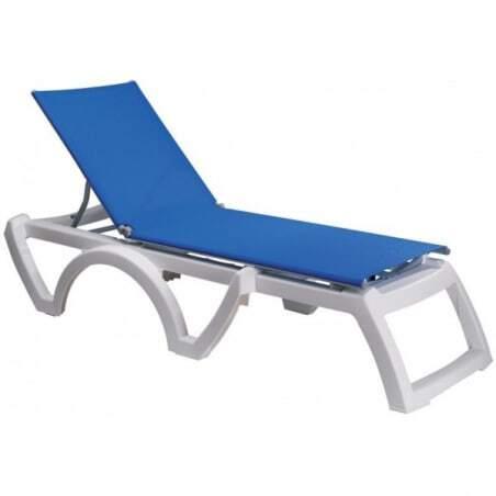 Chaise Longue Jamaica Beach Grosfillex - 1