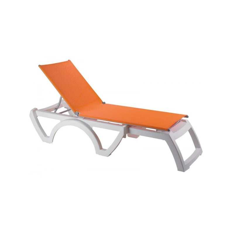 Chaise Longue Jamaica Beach