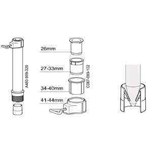 Pied de Parasol - 30 kg Grosfillex - 2
