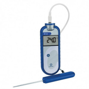 Thermomètre Numérique Avec Sonde Amovible COMARK - 1