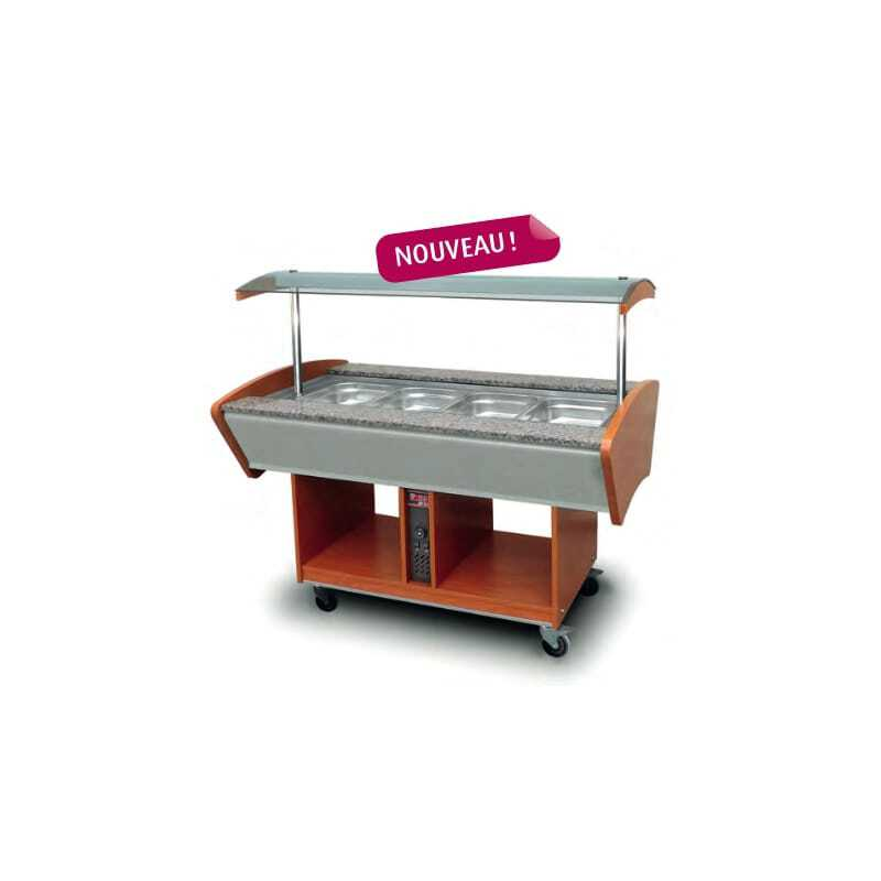 Buffet Chaud Central
