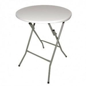 Table Ronde Pliante - Ø 600 mm Bolero - 1