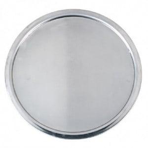 Couvercle de Plaque à Pizza en Aluminium - Ø 305 mm FourniResto - 1