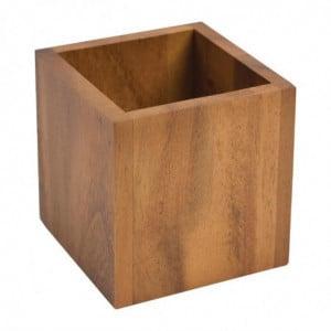 Boîte à Sachets - 100 x 100 Mm T&G Woodware - 1