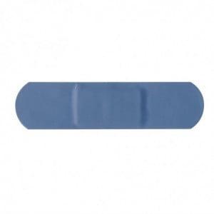 Pansements Bleus Standards 70 X 25 Mm - Lot De 100 FourniResto - 1