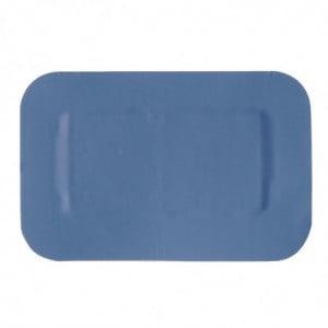 Pansements Bleus Amovibles 28 X 38 Mm - Lot De 50 FourniResto - 1