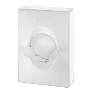 Distributeur De Sacs Hygiéniques Blanc FourniResto - 1