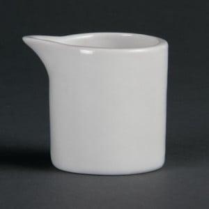 Pot À Lait Blanc 57 Ml - Lot De 6 Olympia - 1