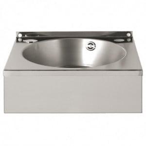 Lave-mains en Inox Basix - 1