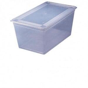 Boîte de Stockage GN 1/2 pour Utilisation Intensive - 7,5 L - Lot de 4 Bourgeat - 1