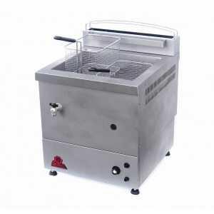Friteuse à Gaz Spéciale Surgelés - 10 L Sofraca - 1