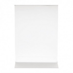 Protège-Menu Vertical en Acrylique A4 Olympia - 1