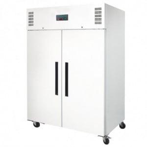 Armoire Réfrigérée Positive Blanche Gn 2/1 Double Porte 1200 L Polar - 1