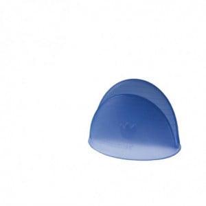 Moufle Anti-Chaleur En Silicone Bleue Pavoni - 1