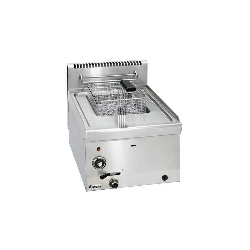 Friteuse à Gaz 600 - 8 L Bartscher - 1